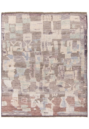 Distressed Moroccan - 4248