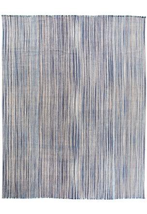 Aleph Stripe Kilim - 90654