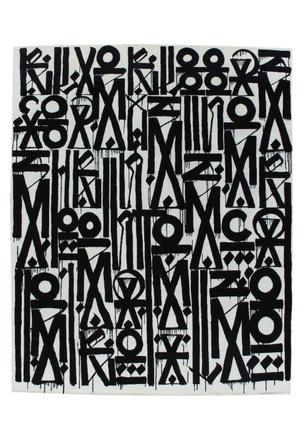 Resurrect by RETNA - Limited Edition