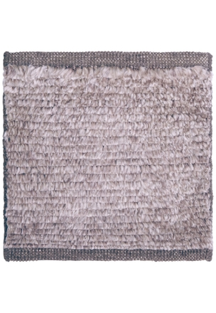 Ribbed Mohair - Fossil