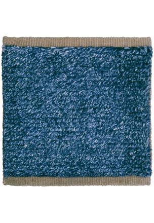 Ribbed Mohair - Persian Blue
