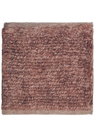 Ribbed Mohair - Rust
