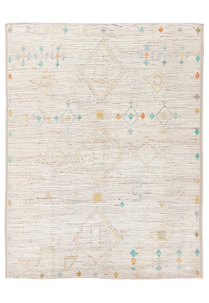 Distressed Moroccan - 100488
