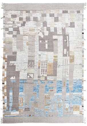 Distressed Moroccan - 104594