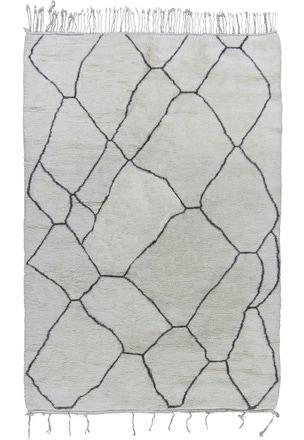 Modern Beni Ourain Moroccan - 43915