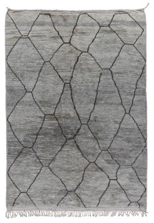 Moroccan Natural Wool - 46191