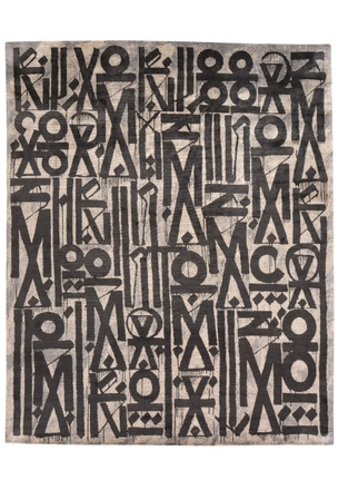 Textured Ground Resurrect by RETNA - Limited Edition
